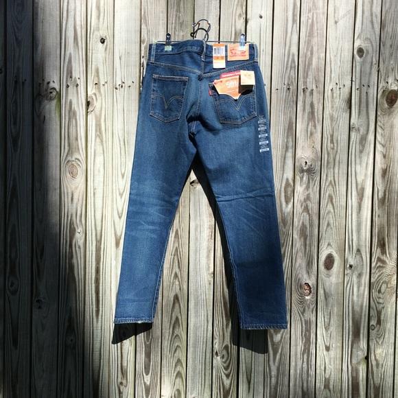 6a92fa2d Levi's Jeans   Nwt Levis Button Fly 501 Ct 100 Cotton Levis   Poshmark